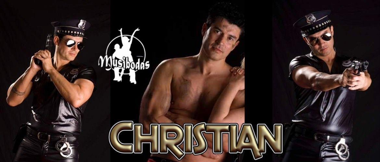 Christian striper en Girona